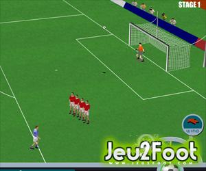 jeux de foot gratuit